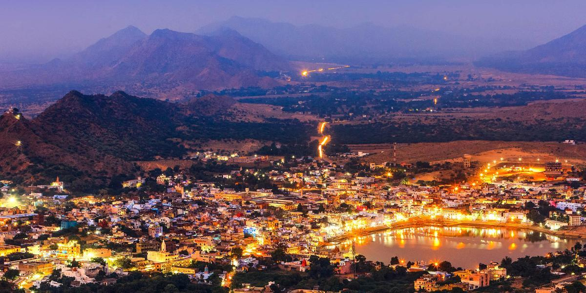 Pushkar Lake Desert