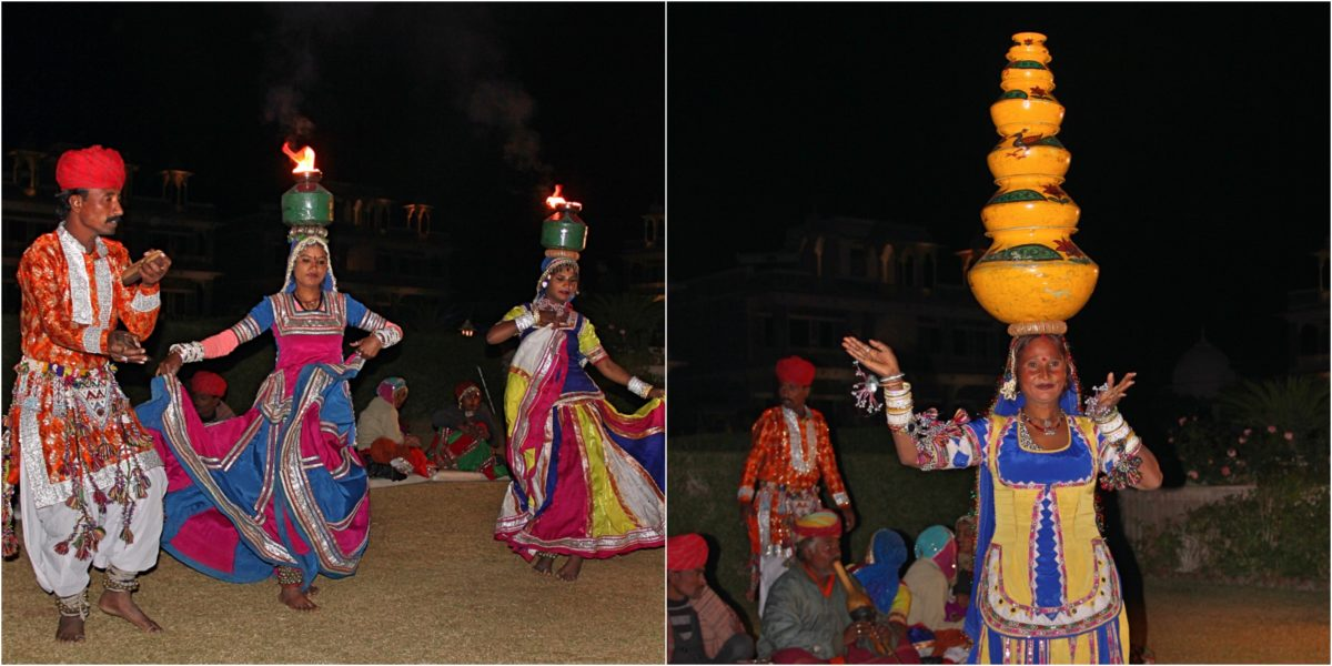 Culture Program in Pushkar