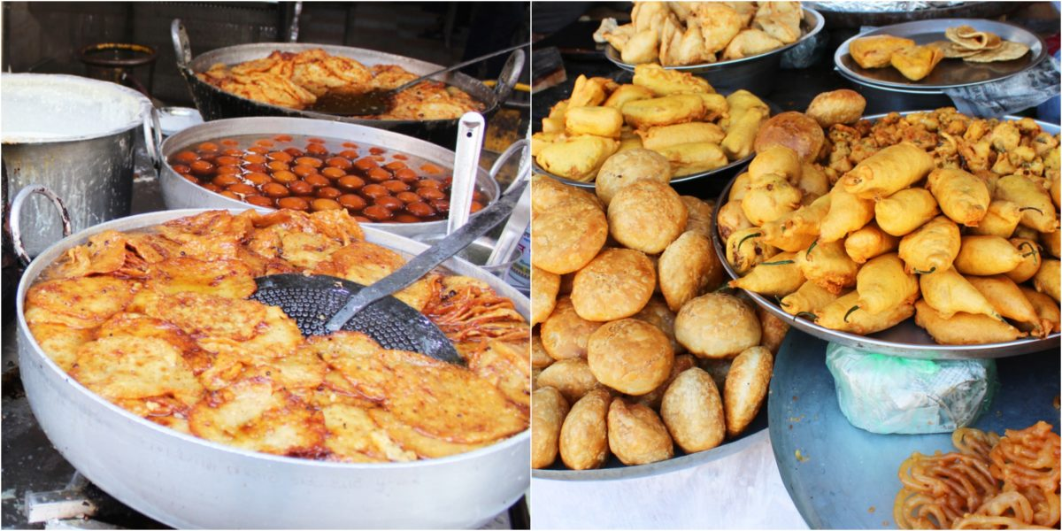 Food in Pushkar